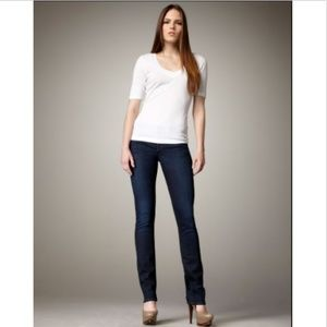COH Citizens of Humanity AVA Straight Leg Jeans 25